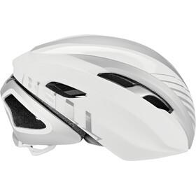 Bell Z20 Aero MIPS Casco, matte/gloss white/silver